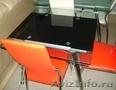 столы из стекла,  кухонные,  обеденные,  журнальные,  копьютерный стол,  тумбы под TV