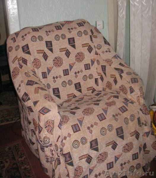 Объявление: Продам мягкую мебель б.у. в