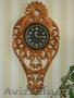 Резная мебель и предметы интерьера из дерева ручного исполнения