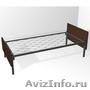 Кровати металлические, корпусная мебель, кровати для рабочих - Изображение #4, Объявление #542961