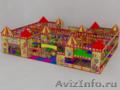 Детский игровой лабиринт «Каскад».
