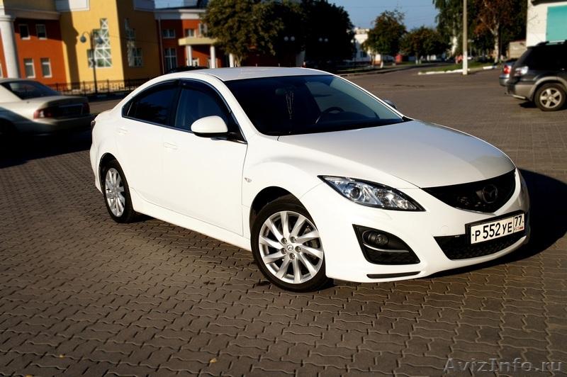 Mazda 6 Белая 2010 г <b>в</b> Белгороде, продам, куплю, легковые ...