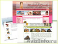 Создание персональных блогов,  каталогов продукции,  интернет-магазинов. Продвижен