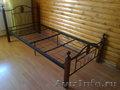Две металлические кровати