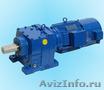 Цилидрический мотор-редуктор HR 07 - HR 167