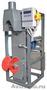 Весовой дозатор для сыпучих продуктов в клапанные мешки СВЕДА ДВС-301-50-6