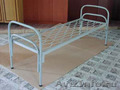 Кровати металлические двухъярусные для казарм, кровати для больниц, кровати опт - Изображение #2, Объявление #1478857