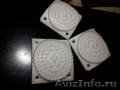 Накладки полимерные для производства затяжного,  крекерного,  галетного печенья